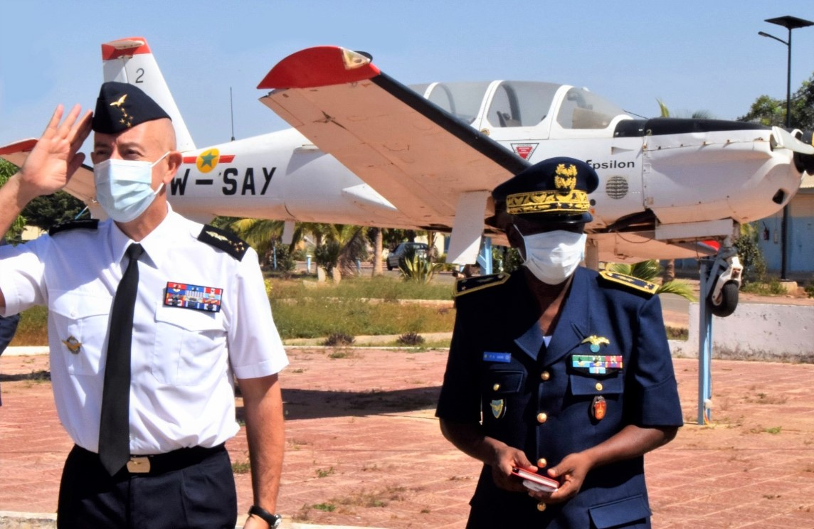 L'armée de l'air dévoile sa vision pour aider les forces africaines