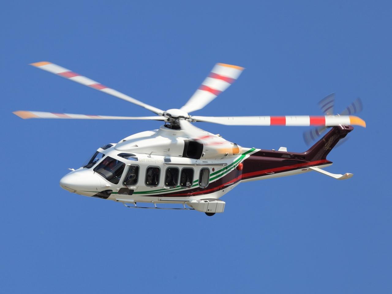 10 000 heures de vol pour les AW189 de Finmeccanica