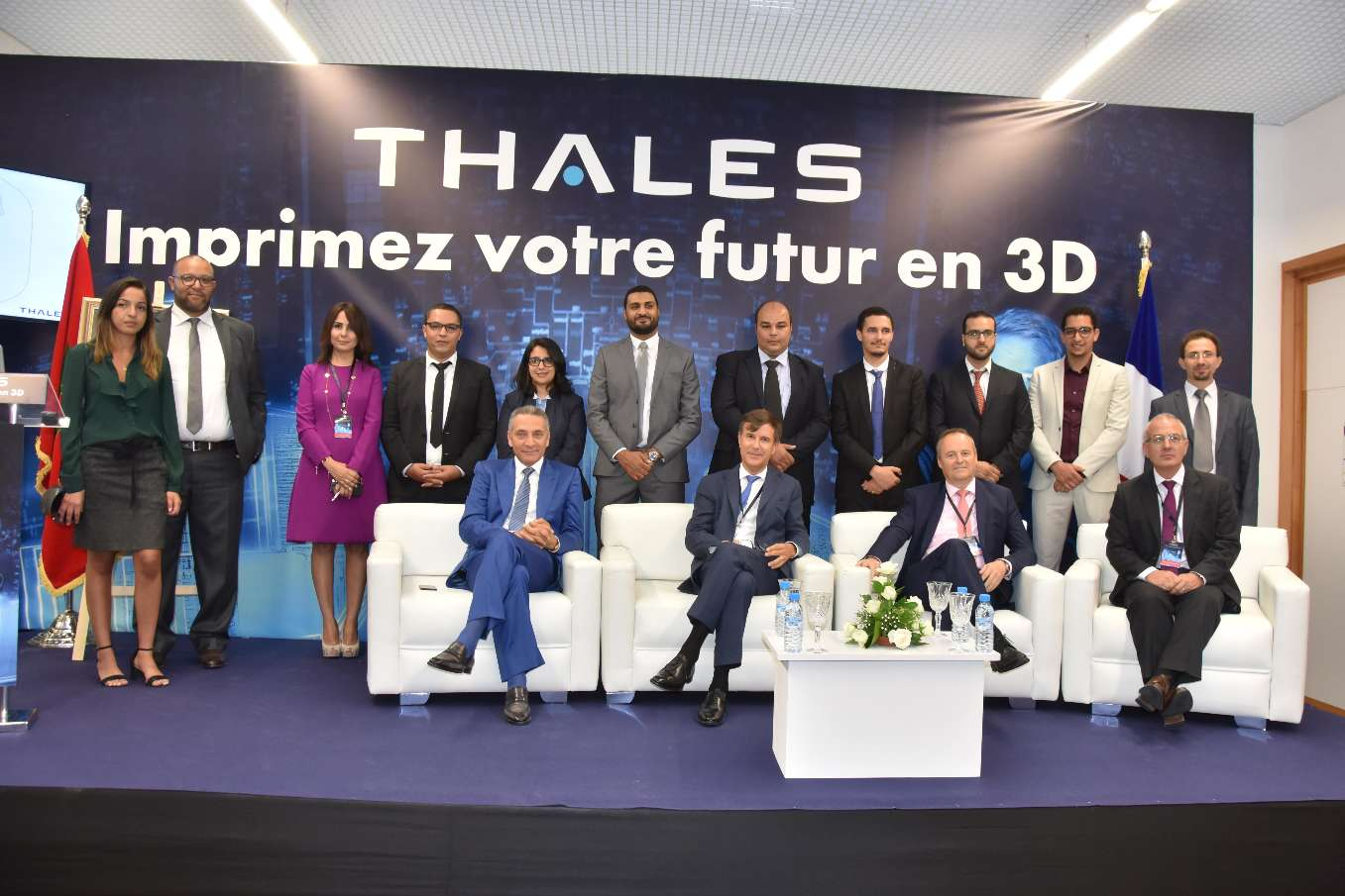 Thales inaugure son usine 3D au Maroc