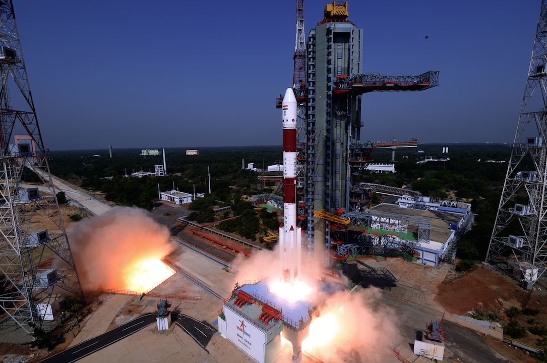 First flight for India's PSLV-QL