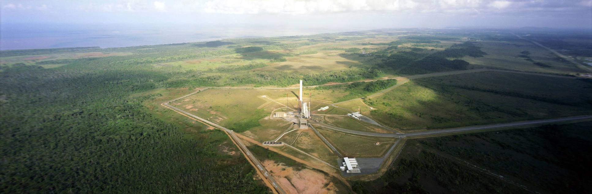 Ariane 5 de retour, 13 jours après la fin du conflit guyanais