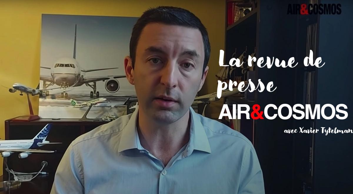 Revue de presse Air & Cosmos #1 : Falcon 6X, Rafale, A350 version fret et difficultés chez Boeing