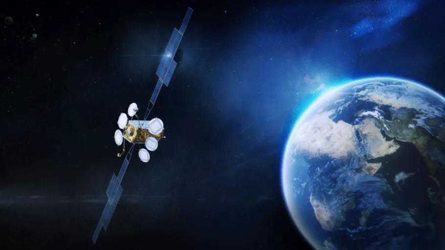 Airbus décroche le premier « satcom » géostationnaire de l'année