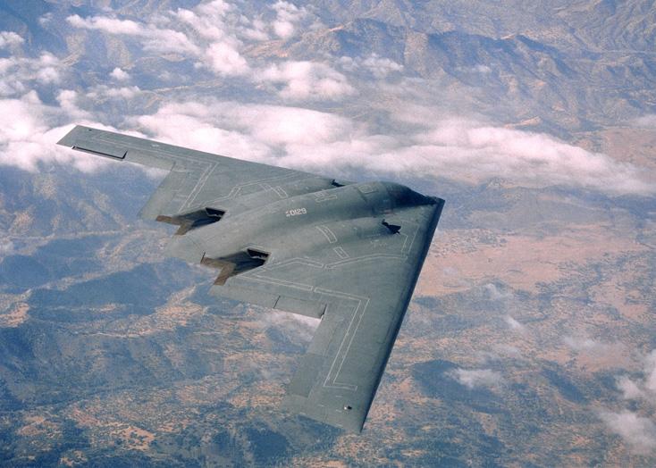 La modernisation du B-2 est en bonne voie