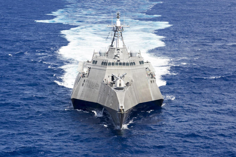 US Navy : Essais pour intégration du Hellfire sur LCS