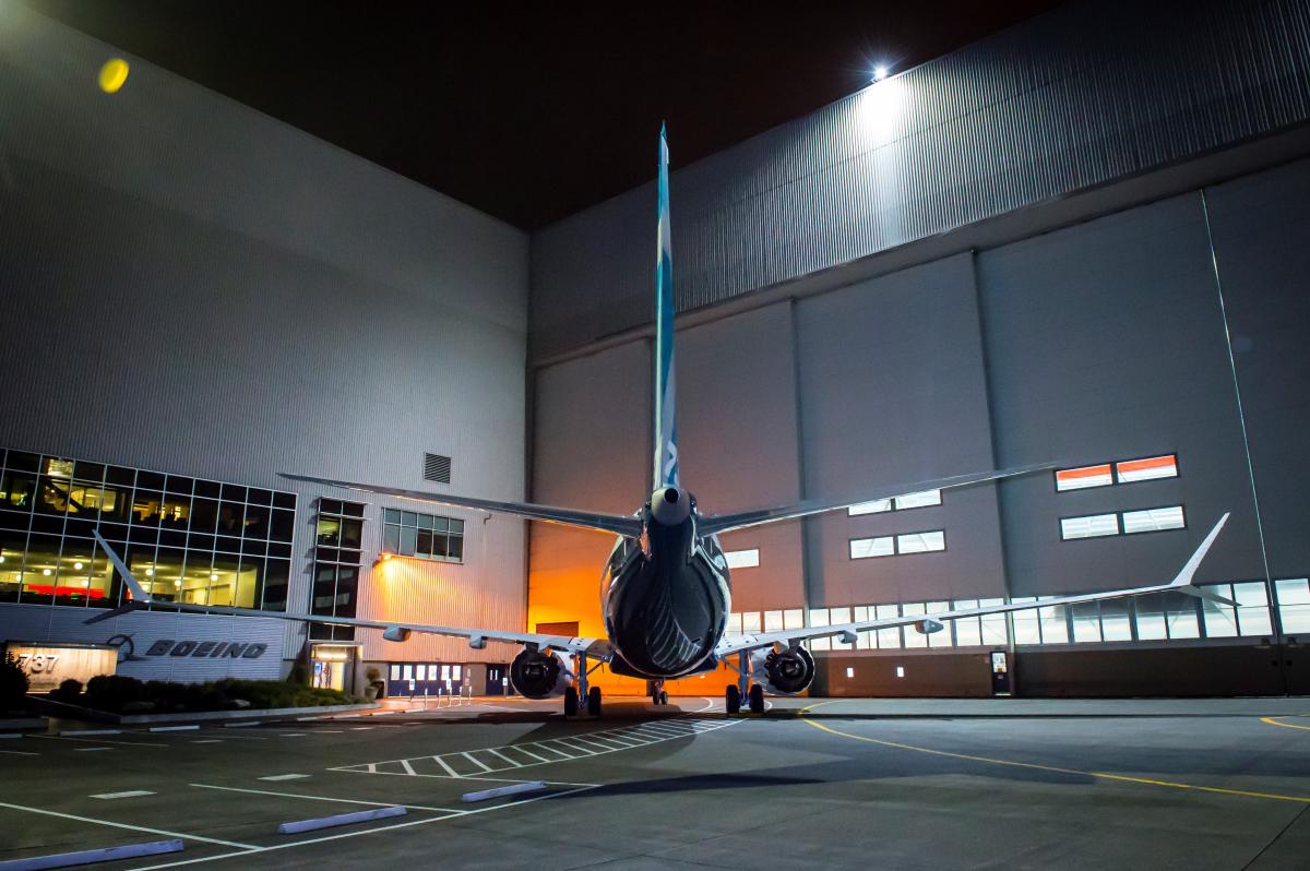 Boeing face à l'échéance 2023