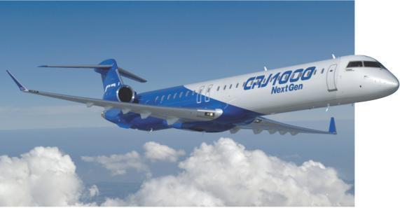 Mitsubishi prêt à racheter le programme CRJ de Bombardier