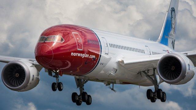 Norwegian a transporté près de 30 millions de passagers en 2016