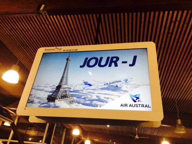 Air Austral joint Mayotte en direct