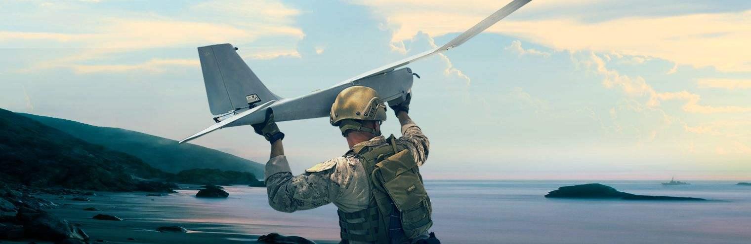 AeroVironment modernise ses drones Raven et Puma