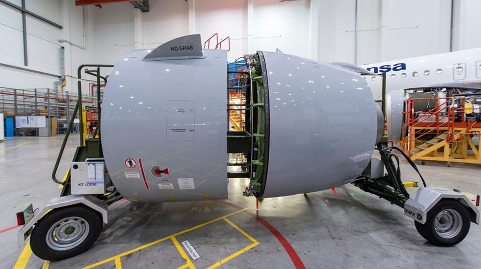 Collins Aerospace et Lufthansa Technik signent un contrat MRO relatif aux nacelles d'A320neo