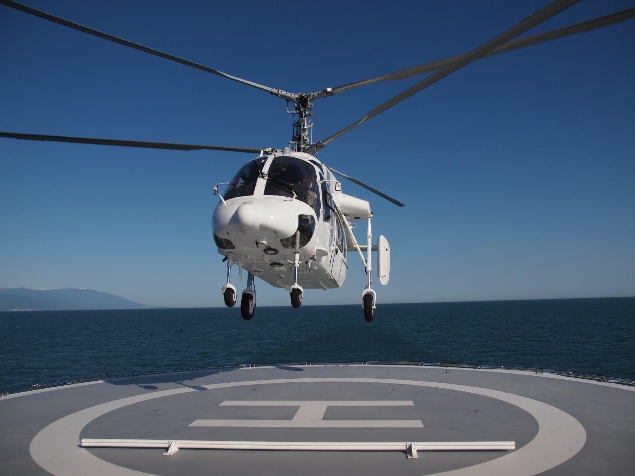 Inde : Russian Helicopters fait la promotion du Ka-226T