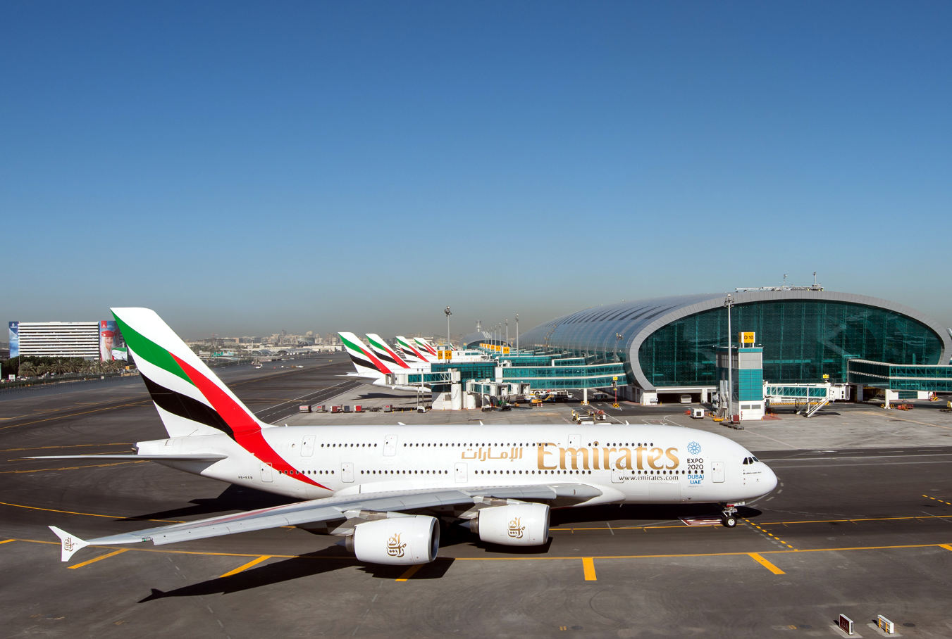 Emirates reports profit recovery