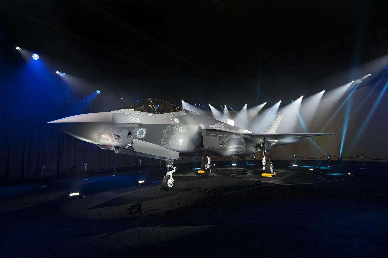 Deux premiers F-35 livrés à Israël