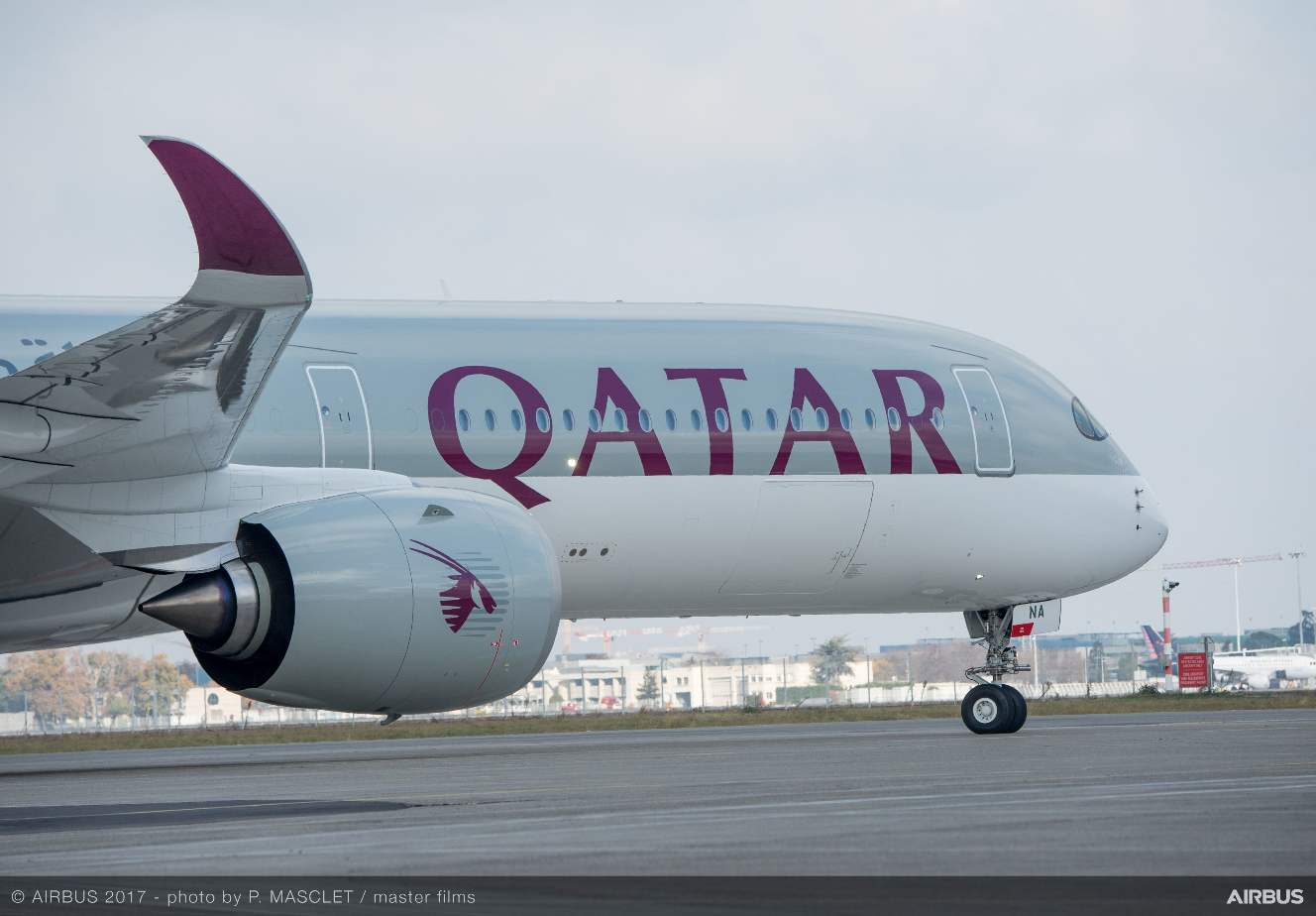 Qatar Airways to launch A350-1000 on Far East routes