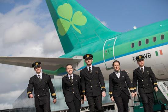 Aer Lingus lance une campagne de recrutement de pilotes