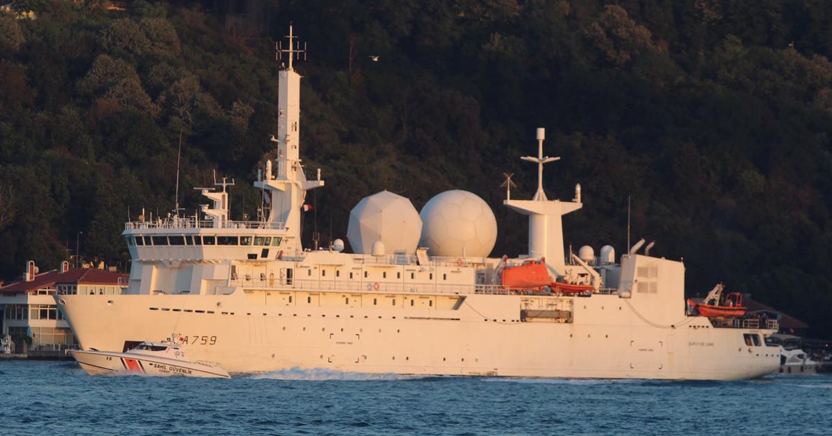 Dupuy-de-Lôme: une mission à haut risque (mise à jour le 11/09/2020 à 18h50)