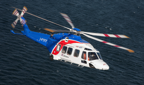 Rosneft commande 160 hélicoptères AW189