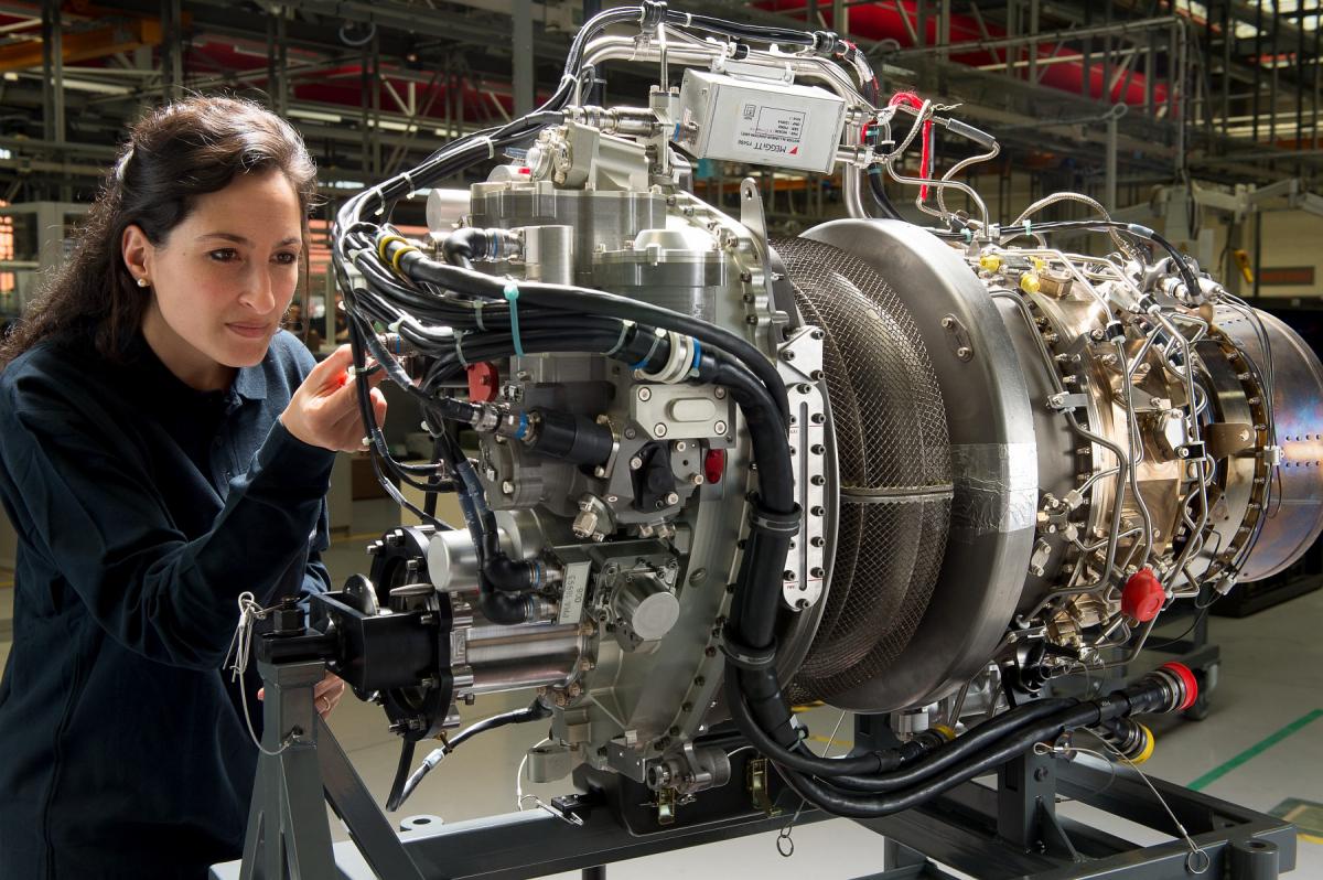 Bourget 2019 : Le Safran Arrano 1A, turbomoteur du H160, est certifié