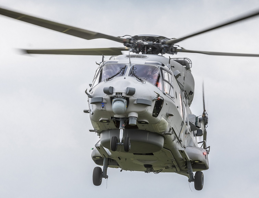 NH90 : Fin des essais de qualification du Sea Lion
