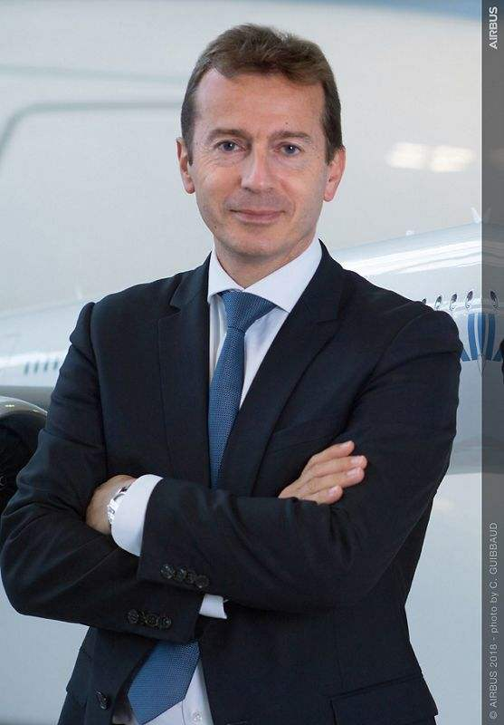 Guillaume Faury will be next Airbus CEO