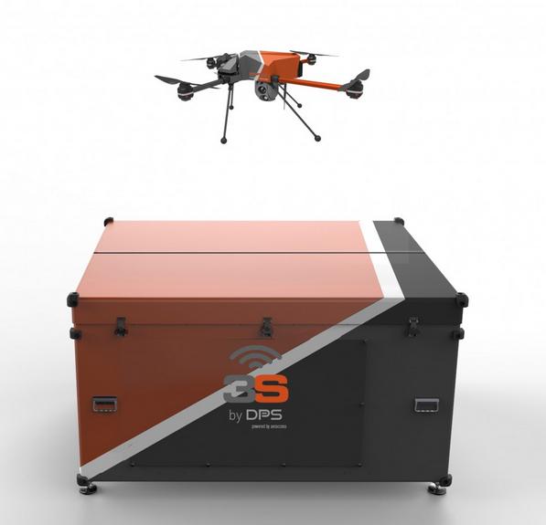 Drone Protect System remporte un contrat avec l'Armée de l'Air