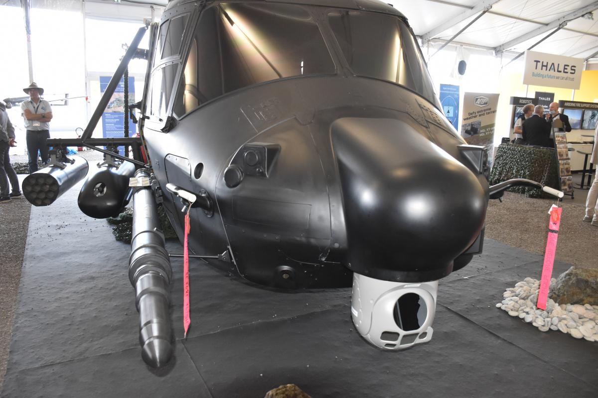 Sofins 2021 : Airbus montre son NH90 idéal pour les Forces Spéciales