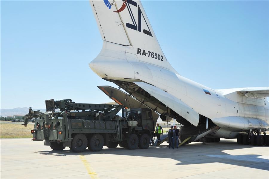 Le S-400 pourrait être produit en Turquie