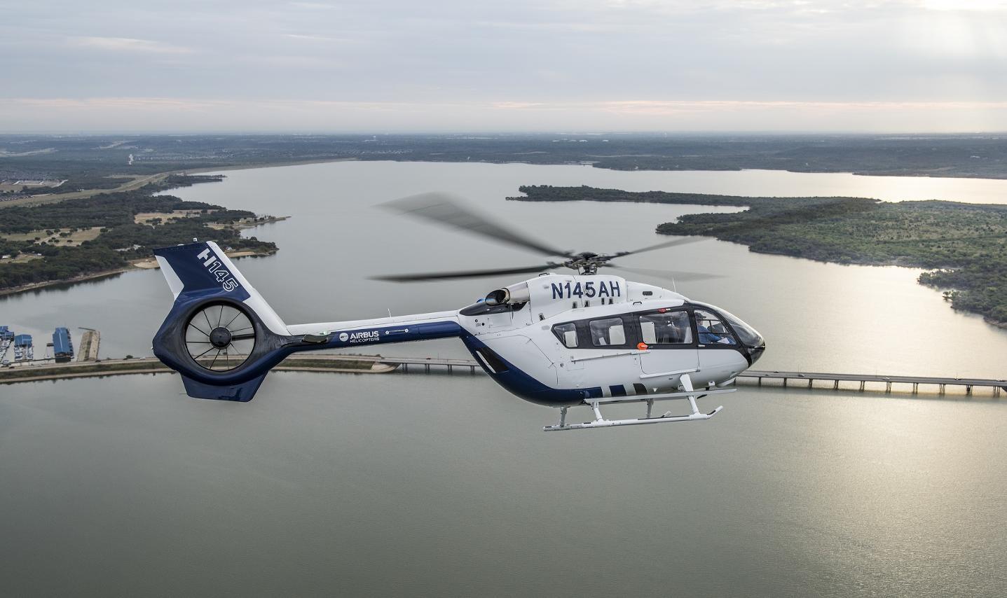 Airbus Helicopters décroche une commande de 200 millions d'€