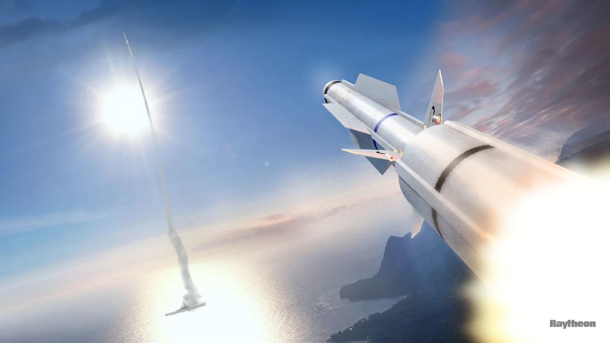 Hypersonique: L'intercepteur de Raytheon pour l'US Navy