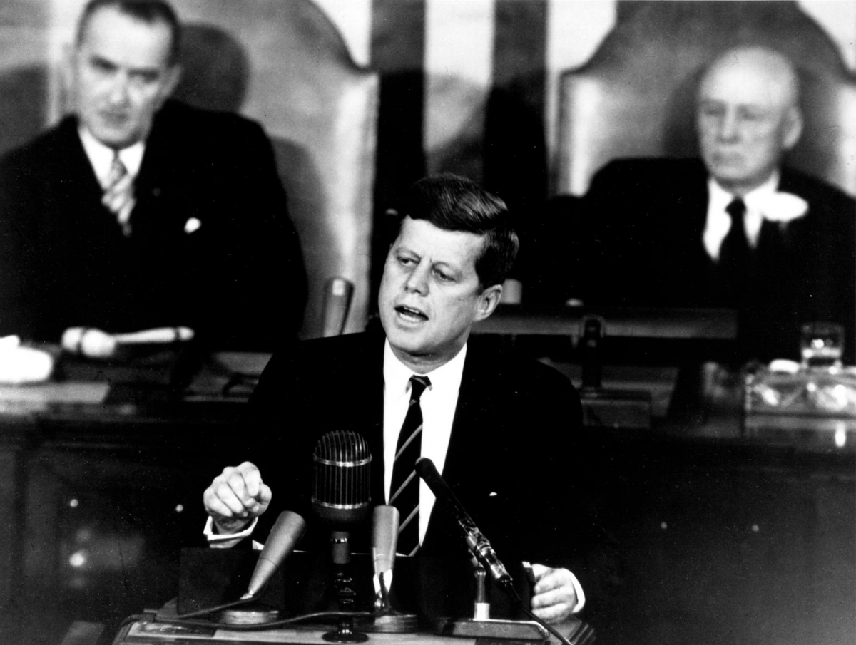 Il y a 60 ans, JFK promettait la Lune
