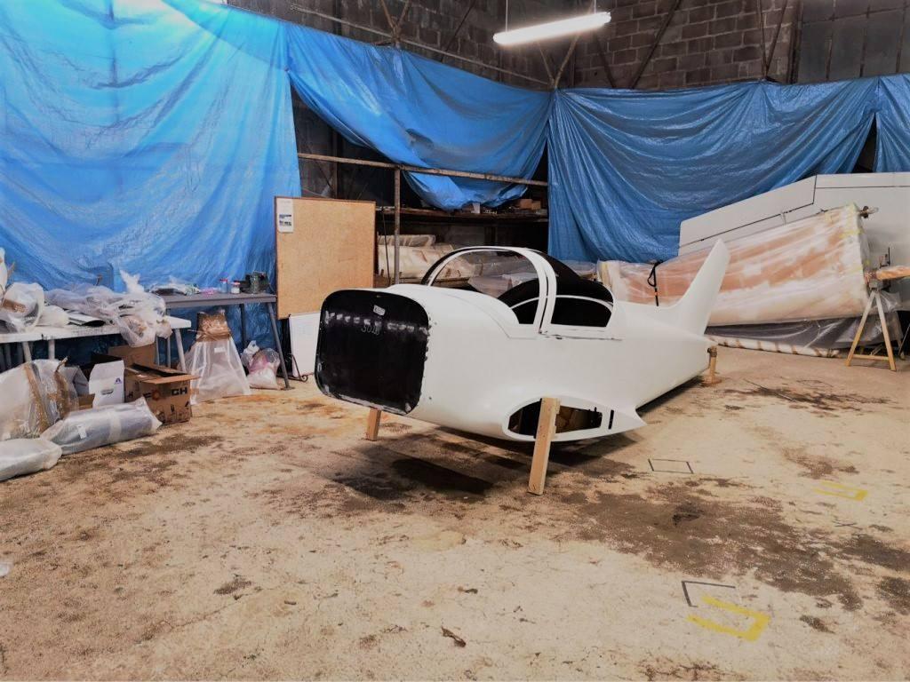 Les étudiants de l'école ISAE-ENSMA se lancent dans la construction d'un avion Pioneer 300
