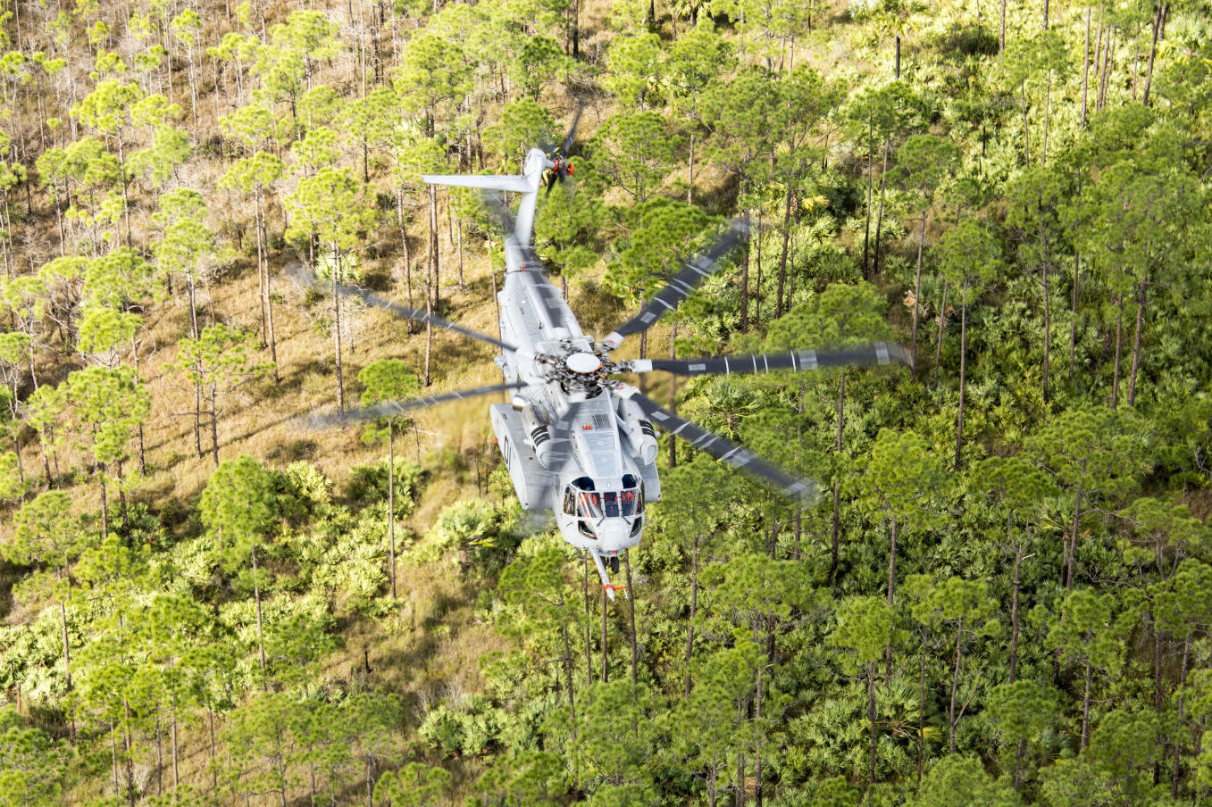 Lockheed Martin to begin CH-53K King Stallion production