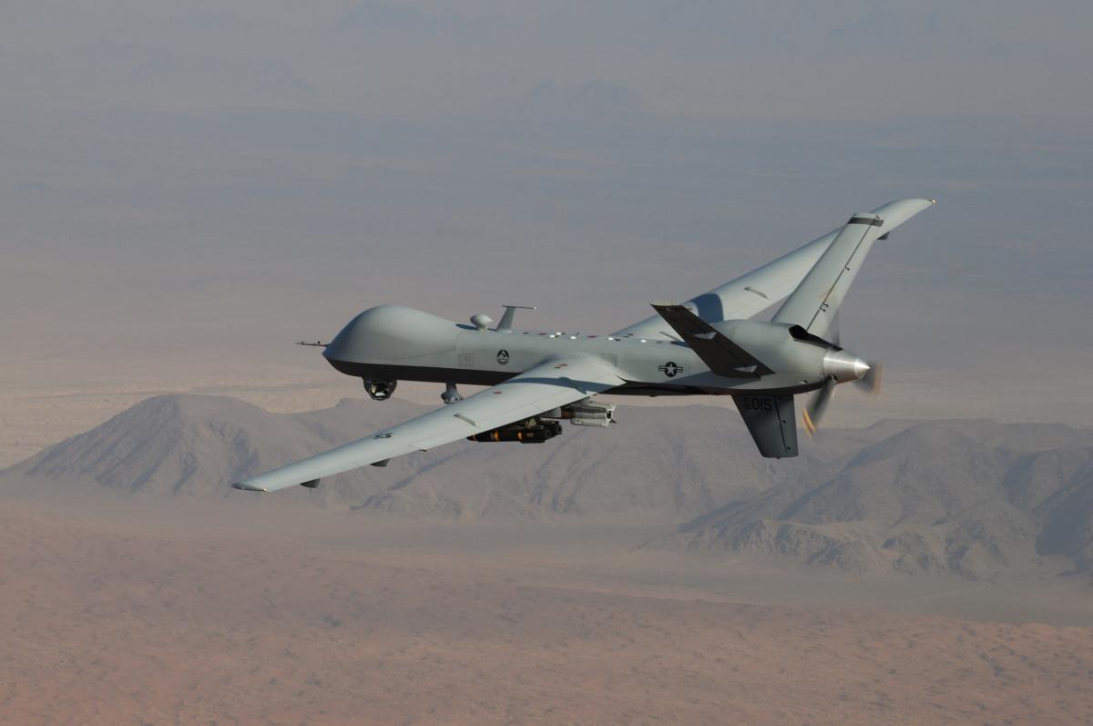 Un nouveau drone pour l'US Air Force