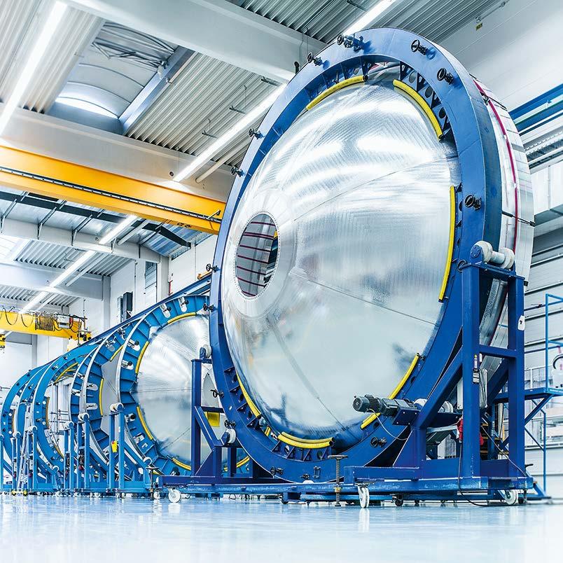 Contrat majeur autour de la production d'Ariane 6