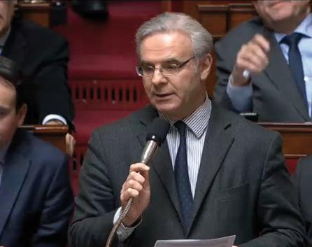 Budget de la Défense : une interview du député François Cornut-Gentille