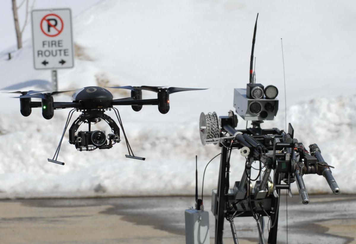 Drones intelligents: Windfall Geotek et Draganfly s'associent