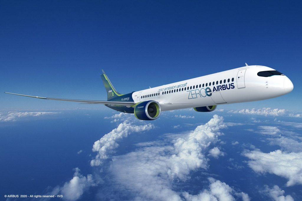 Aviation à hydrogène : Air New Zealand embarque sur Airbus