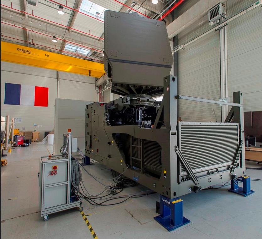 Thales débute la production du radar Ground Fire