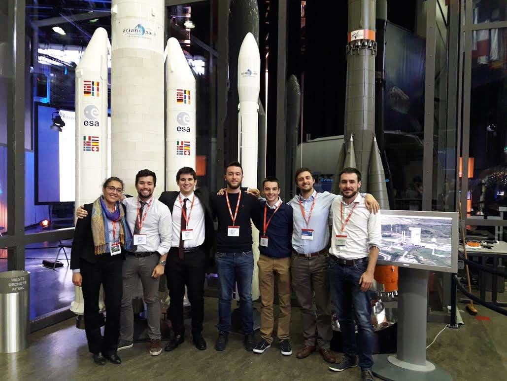 Un nanosatellite de Montpellier à l'honneur