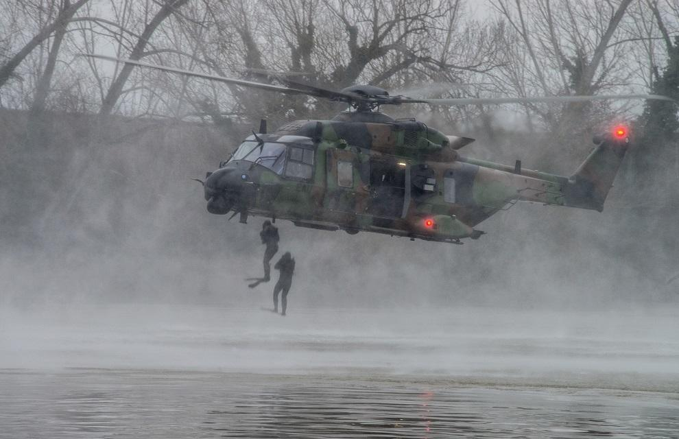 France prepares NH90 Special Forces variant