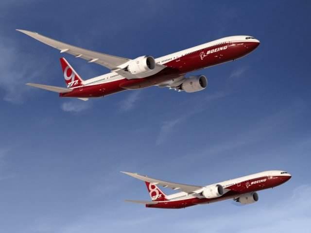 Boeing débute l'assemblage du fuselage du premier 777-9