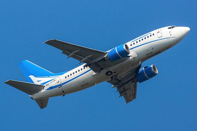 Armenia AirCompany lance une ligne Lyon-Erevan