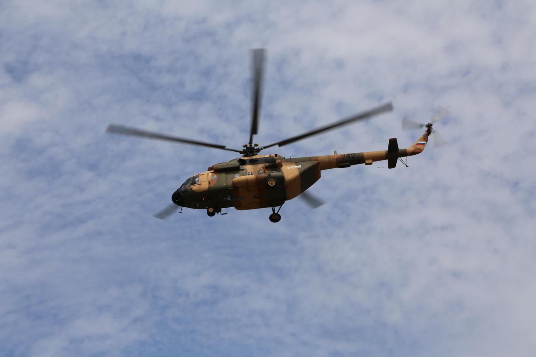 Des hélicoptères Mi-17V pour l'Inde