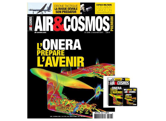 Onera, drone Orion, US Air Force, ASD Days, concurrence des aéroports en Europe, cette semaine dans Air et Cosmos