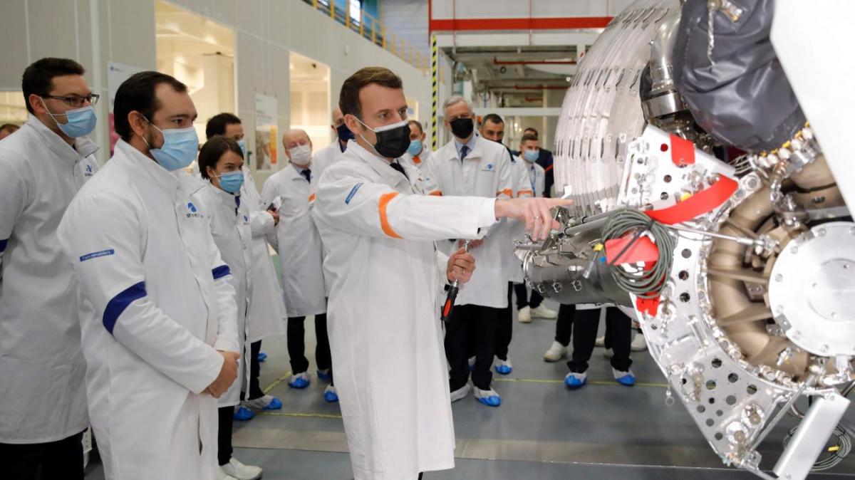 Filière spatiale : 500 M€ pour la relance