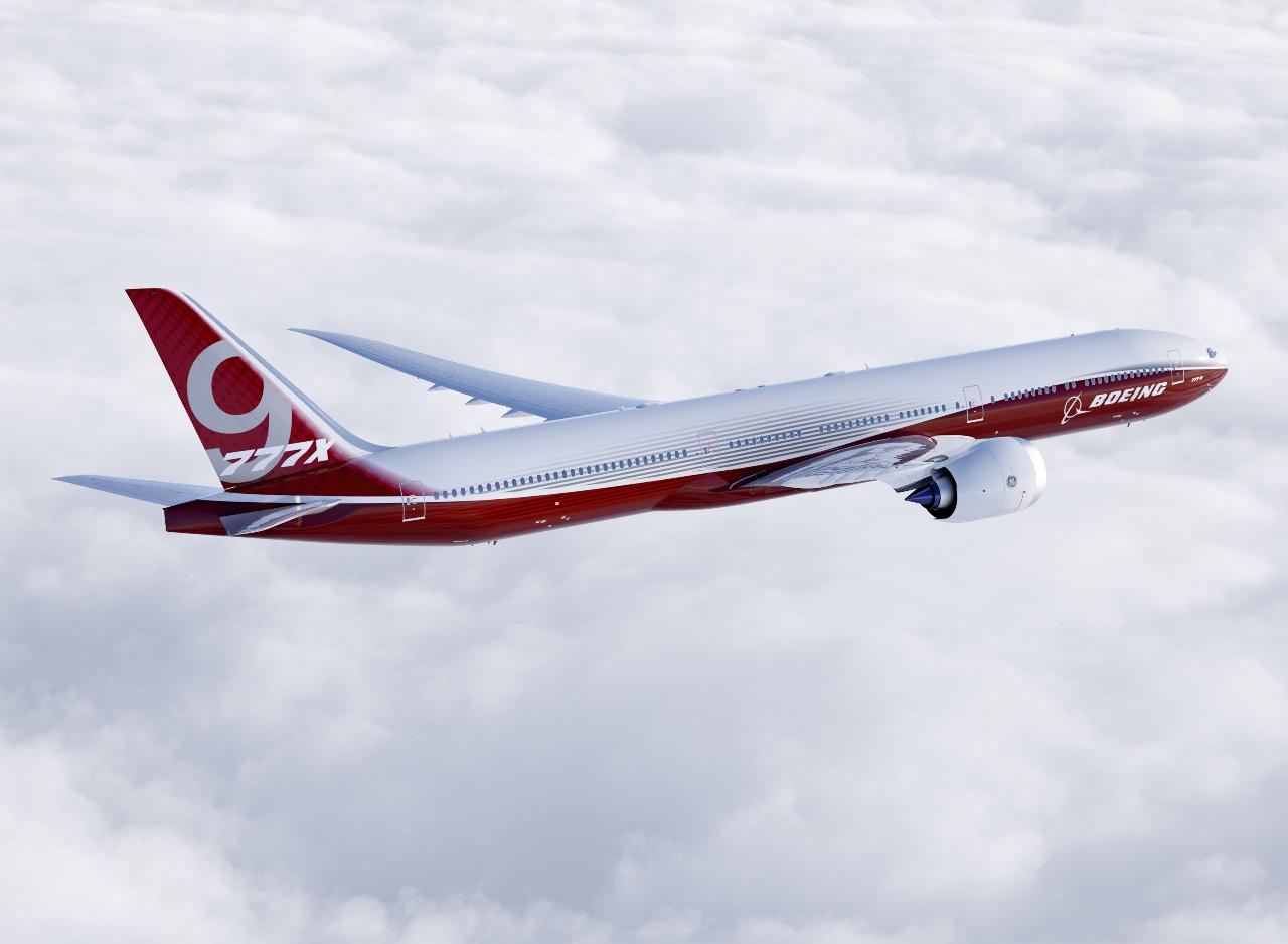 Latécoère monte sur le Boeing 777 X