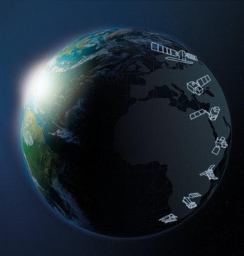 Six nouveaux satellites Sentinel bientôt confiés à l'industrie européenne