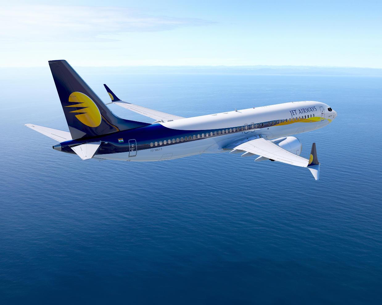 """Jet Airways en état de """"mort clinique"""""""