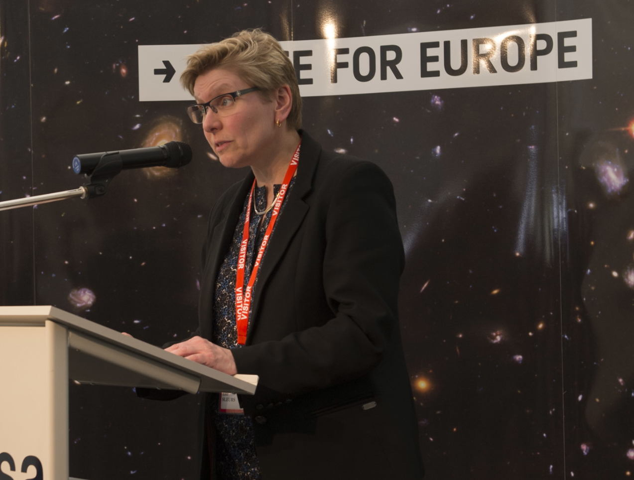 Décollage pour l'agence spatiale belge